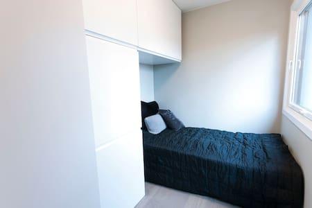 Privat rom nær Kristiansand sentrum - Kristiansand - Apartamento