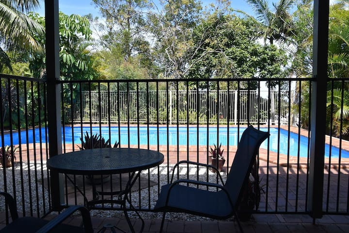 Newly renovated studio apartment with pool - Lennox Head - Talo