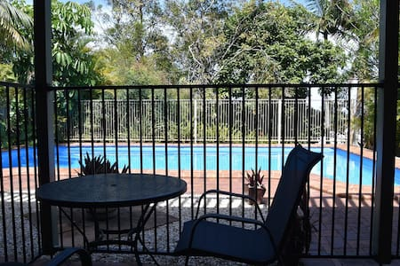 Newly renovated studio apartment with pool - Lennox Head
