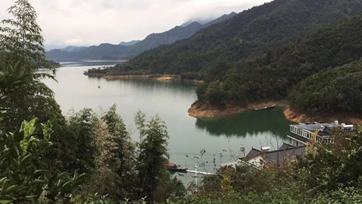 千岛湖观湖民宿-三面环湖 垂钓游玩性价比高
