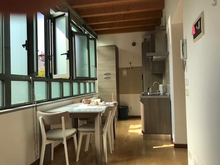 MyRoom11- Appartamento in Città Alta