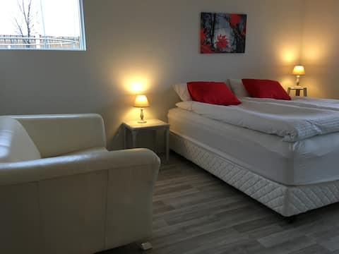 First house in Keflavík, 3 km from Kef airport!
