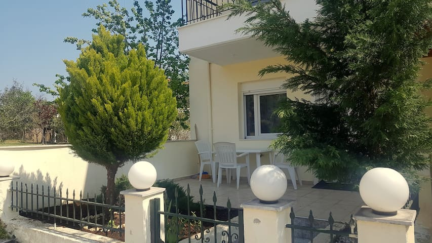 Magical Villa for rent 100 meters from the sea