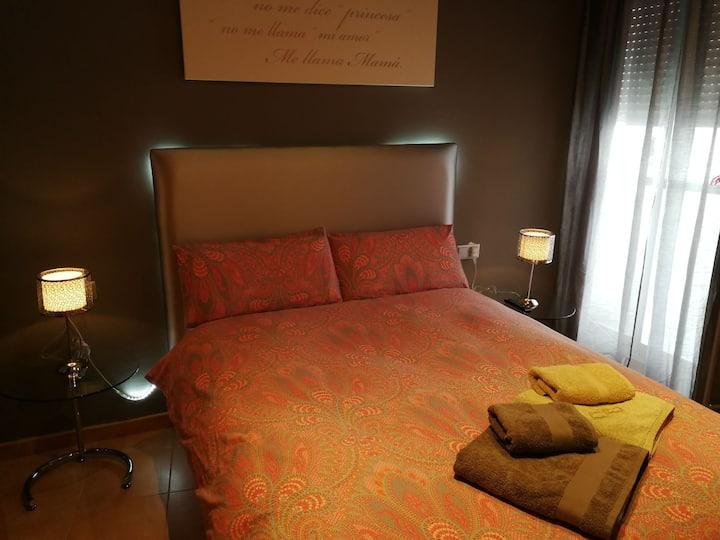 Dormitorio en casco historico/ centro