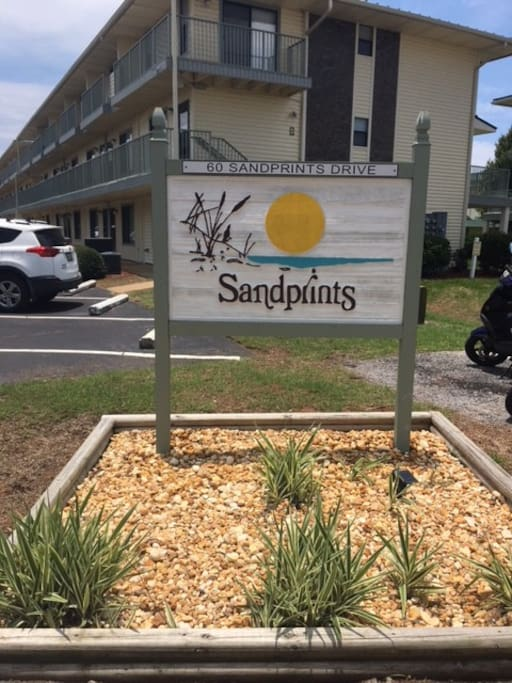 Welcome to Sandprints Condominum Your Happy Place!!!