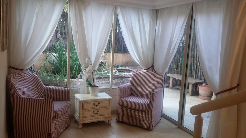 A pretty dream house in Tel-Aviv - Tel Aviv-Yafo - บ้าน