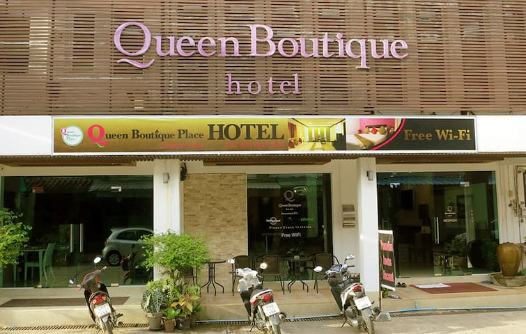 Queen Boutique Hotel - Superior 03 - Ko Samui - Boetiekhotel
