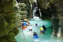 27 Waterfalls of Damajagua