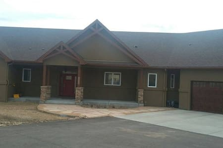 Rowley's airbnb - Colorado Springs - Maison