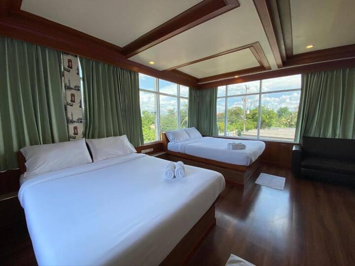 Family Room at Klong Sa Resort