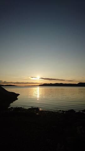 Aparment with Atlantic sea view - Bergen - Rumah