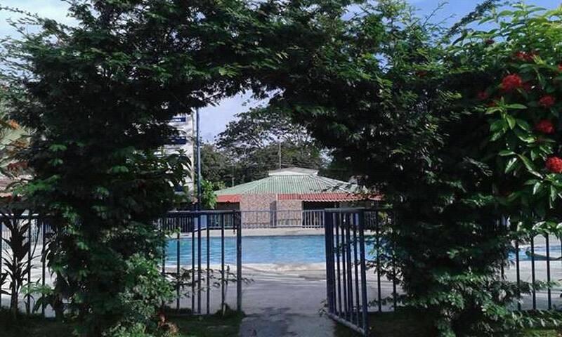 Private Villa, Pool, free WiFi, T.V., A/C,