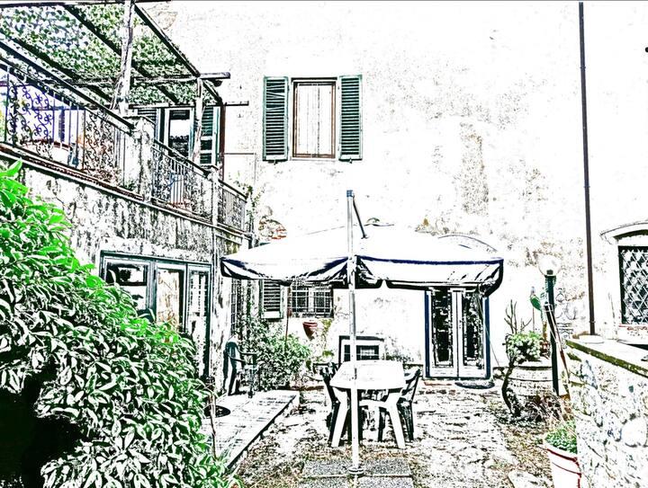 Villa la Poggiona