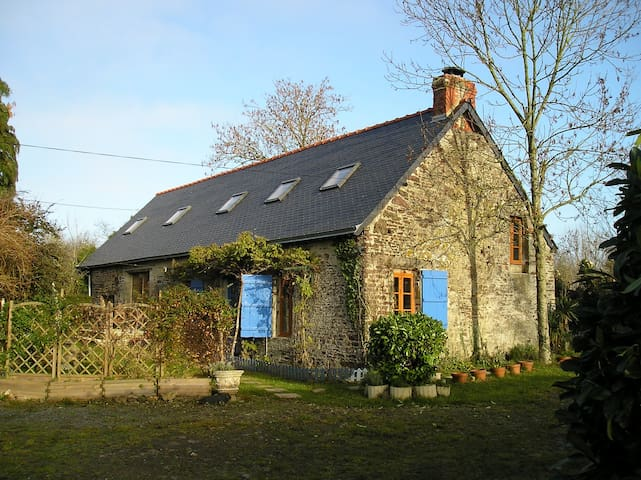 Le Roc Poret - converted barn
