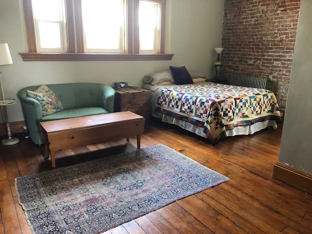 Big Suite in Old Central Lawrenceville House