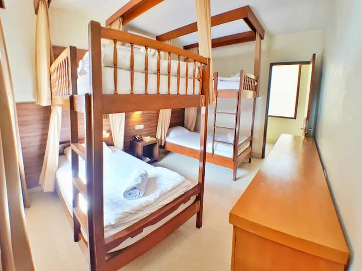 THE BATU Hotel - Backpacker Dorm Bed