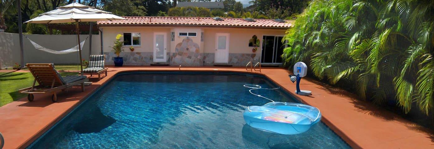 Villa Paola Maui-BBKM permited-Maui Meadows - Kihei - Bed & Breakfast