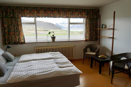 Restful Studio in the Westfjords