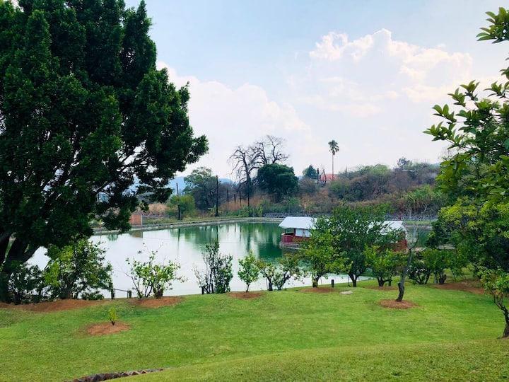 Hermosa Finca Privada con Lago