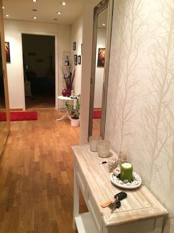 Apartment near Stockholm City