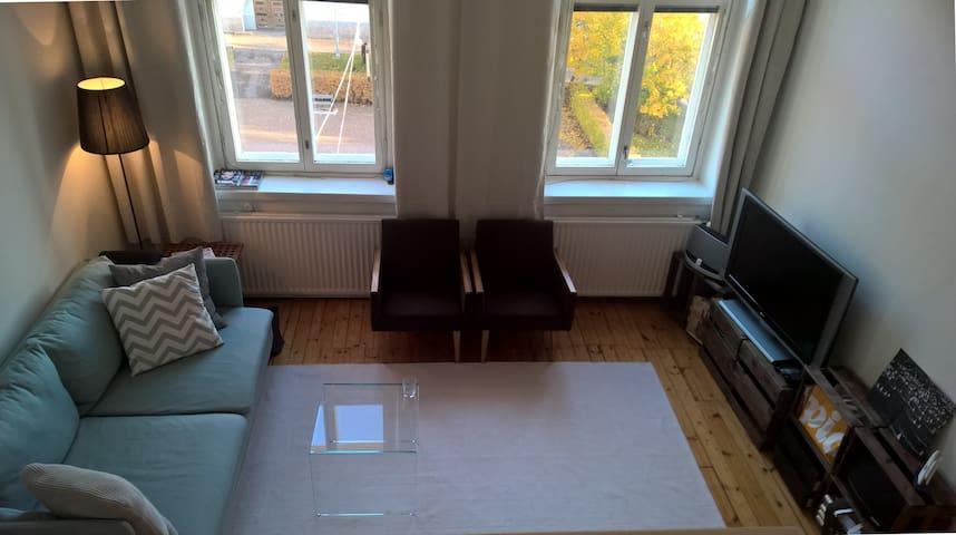 PENTHOUSE STUDIO, GREAT LOCATION - 赫爾辛基 - 公寓