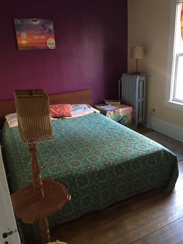 Cozy, clean room near light rail - Saint Paul - House