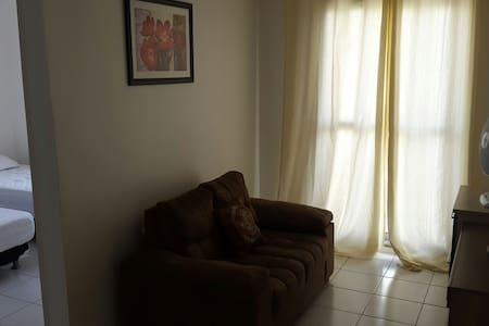 Flat apart double 78 Fit Coqueiro - Belém - Apartamento