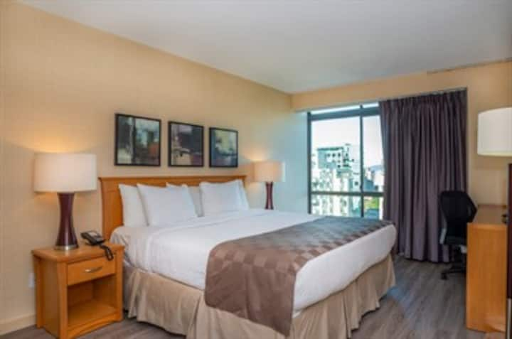 Landis Hotel and Suites (2 bedroom suites+1 Bath)