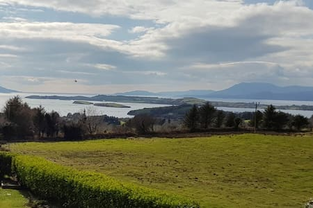 Robin Hill, Bantry with stunning views