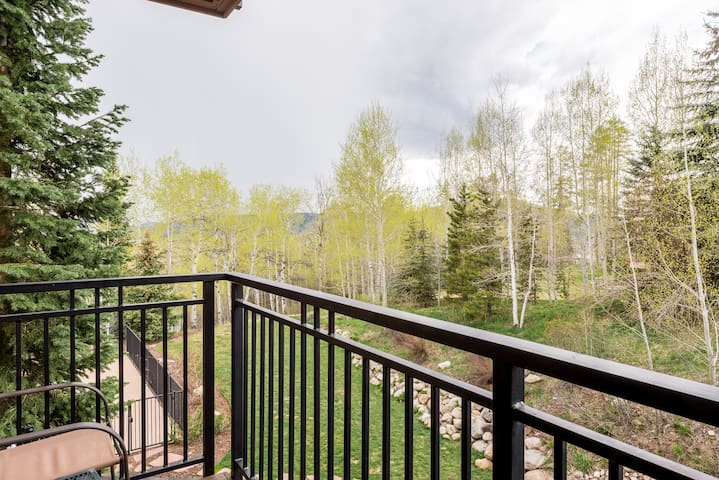 Cozy Condo Next to Ski Lift - Steamboat Springs - Kondominium