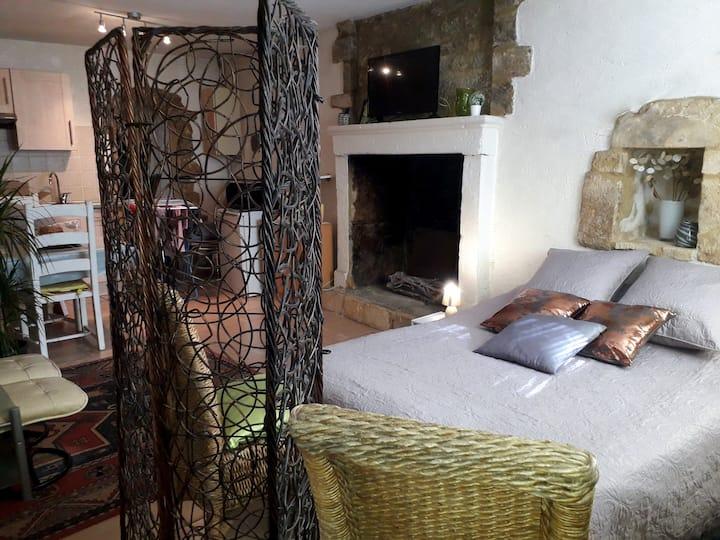 Charmant studio 35m2 au cœur de Sarlat en Périgord