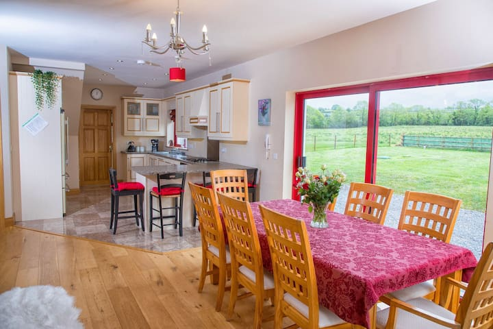 Beechwood, near Kerry airport, Large Country house