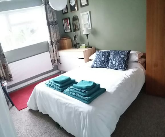 Cosy ground floor flat - Bedford, England, GB - อพาร์ทเมนท์