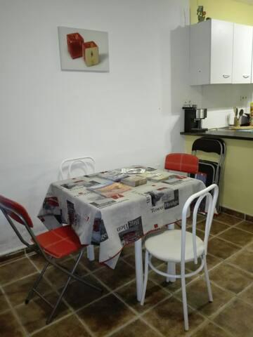 Casa Triskelion.Turismo Rural (2-4 personas)