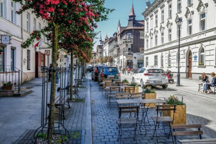 Mieszkanie Gdańsk Wrzeszcz na wakacje.