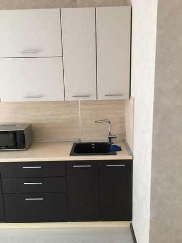 1-комнатная квартира на время FWC2018