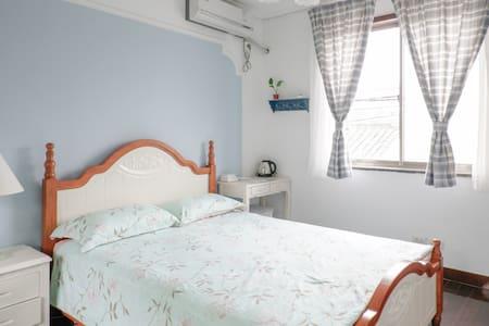 洵,古城区中心独栋3层小楼中欧式高级大床间,日本語可 - Huis