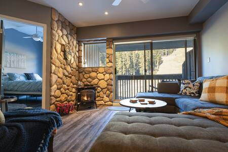 "Whiskey Jack Suite @ Deer Lodge"" ""OPEN for Summer"""