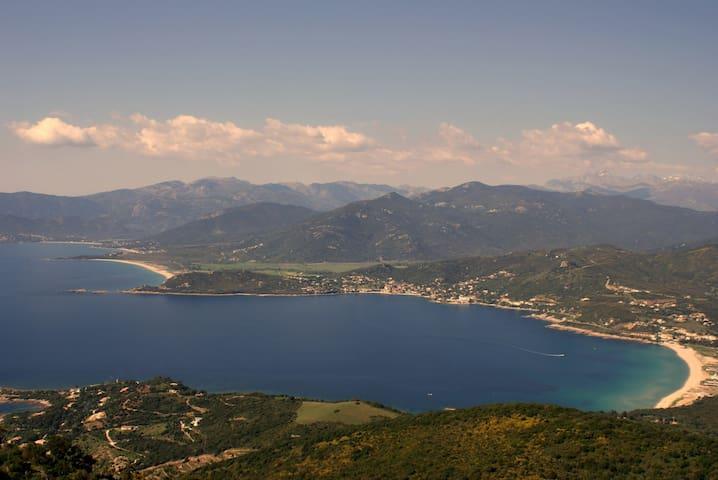 Location Corse du Sud TIUCCIA