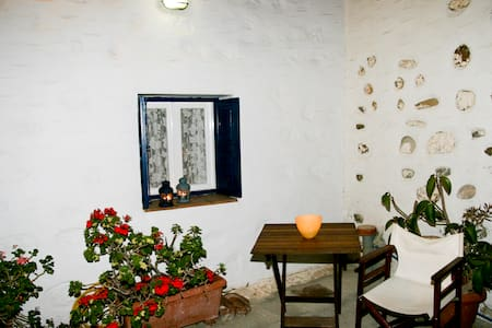 Cozy traditional House in Hora Astypalaia