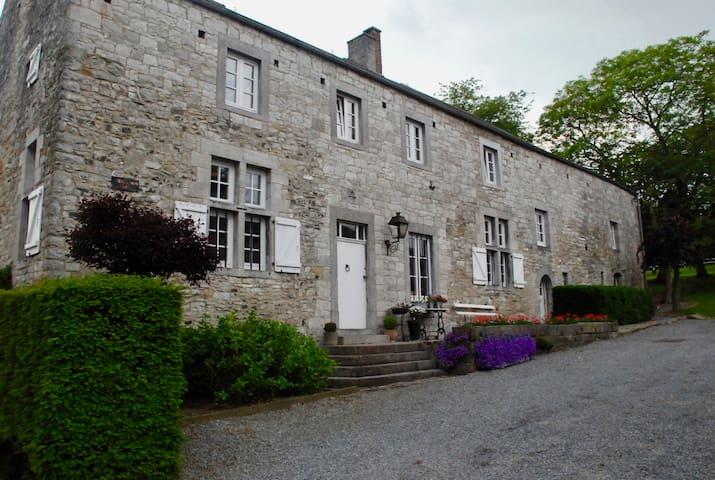 Appartement cosy avec jardin à la campagne - Havelange - Wohnung