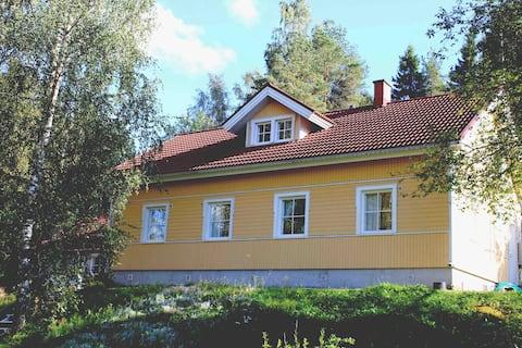 Countryside Living and Finnish Sauna