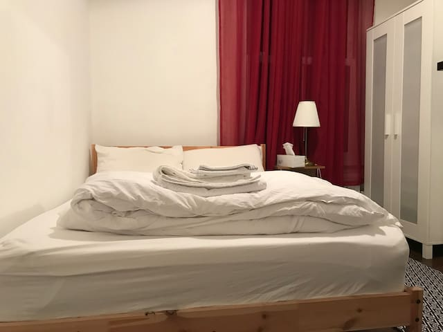 All in One Double Room in London