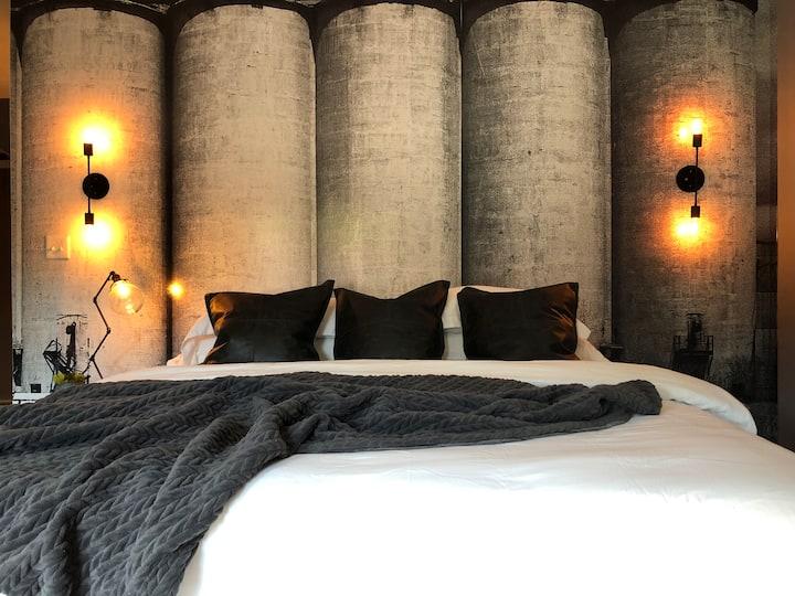 The Lofts @ 42 -  Queen City Room