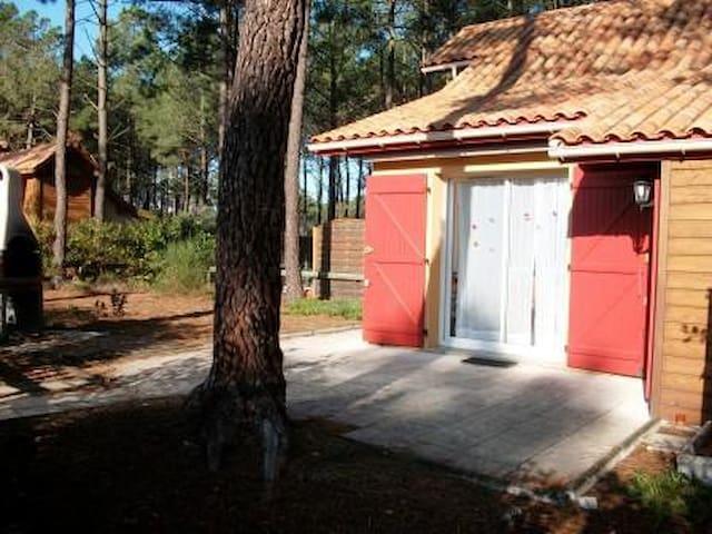 maison 45m2 Lacanau océan/piscine - Lacanau - Casa