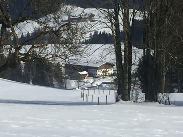 Idyllischer Bauernhof - Bichlach
