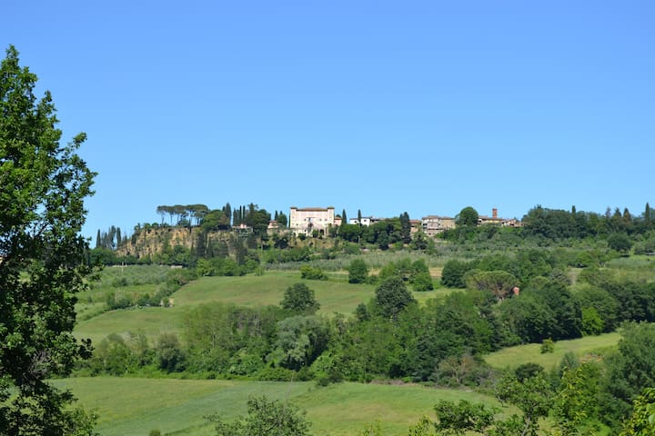 Apartment in the heart of Chianti - Poggibonsi - Apartmen