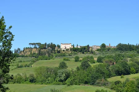 Apartment in the heart of Chianti - Huoneisto