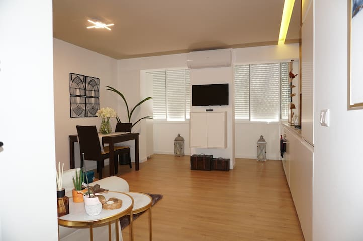 Remodeled apartment in Benfica, Lisbon