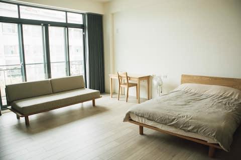Tainan Finn House 2-4的的 3F
